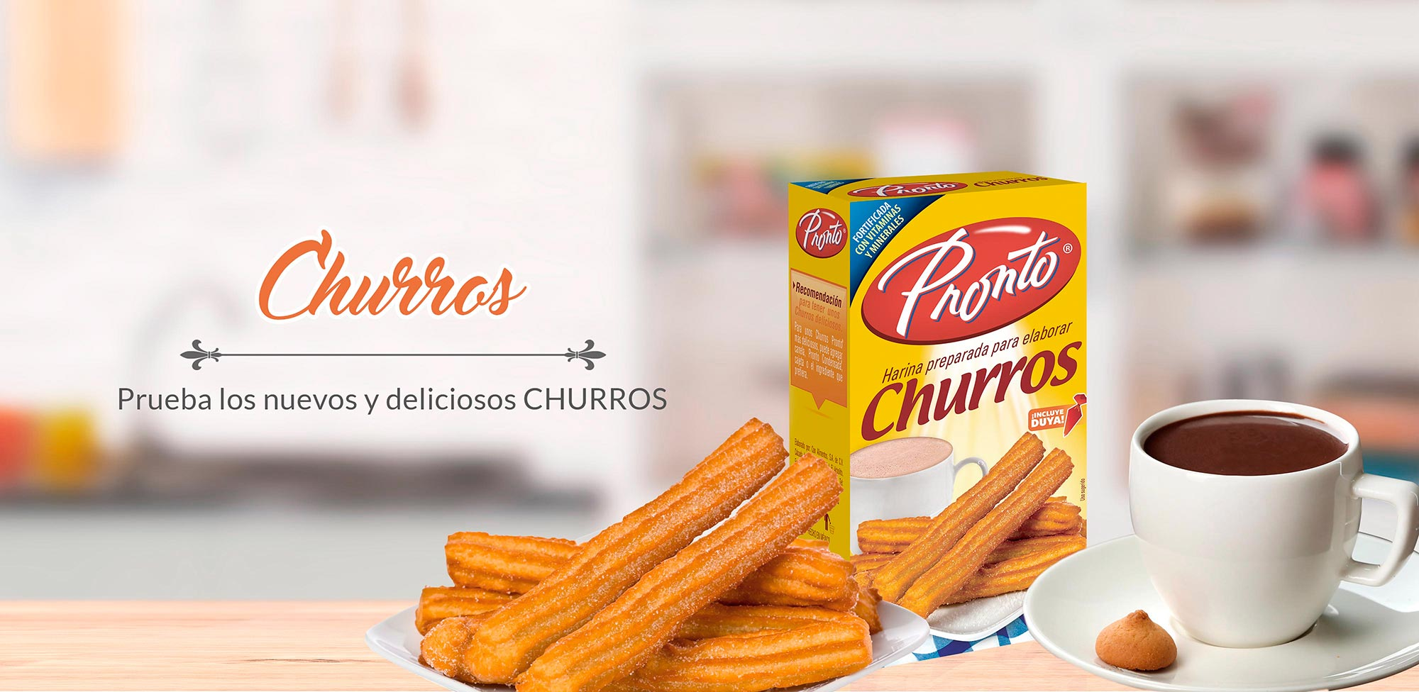Churros Pronto