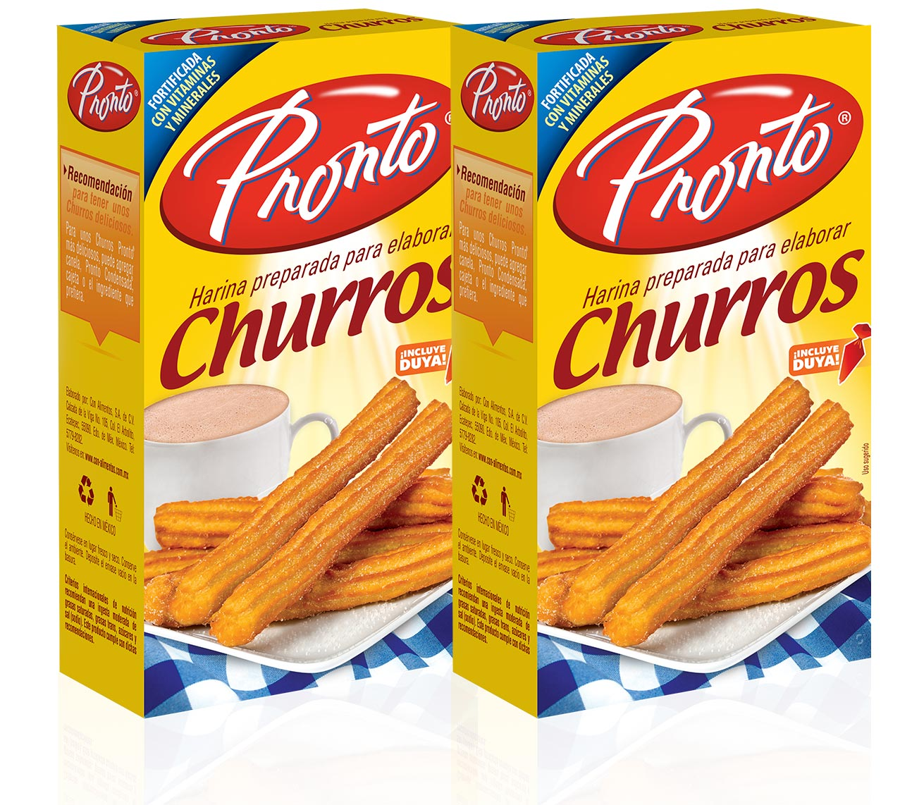 Harina para Churros Pronto®