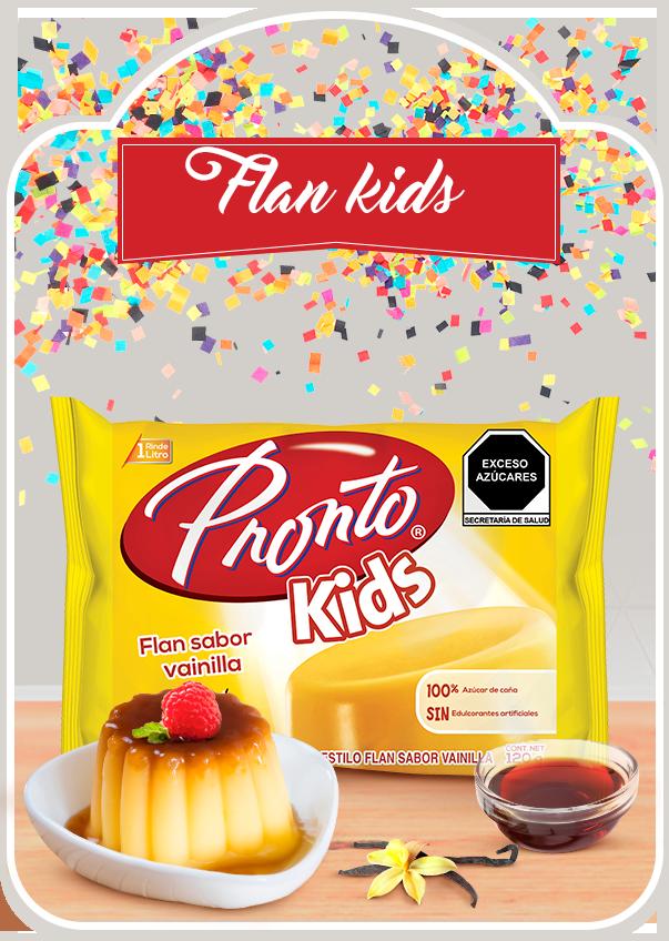 Flan Kids