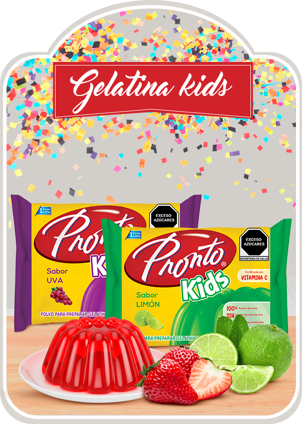 Gelatina Kids